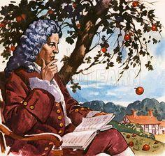 Teori Cinta Ala Newton