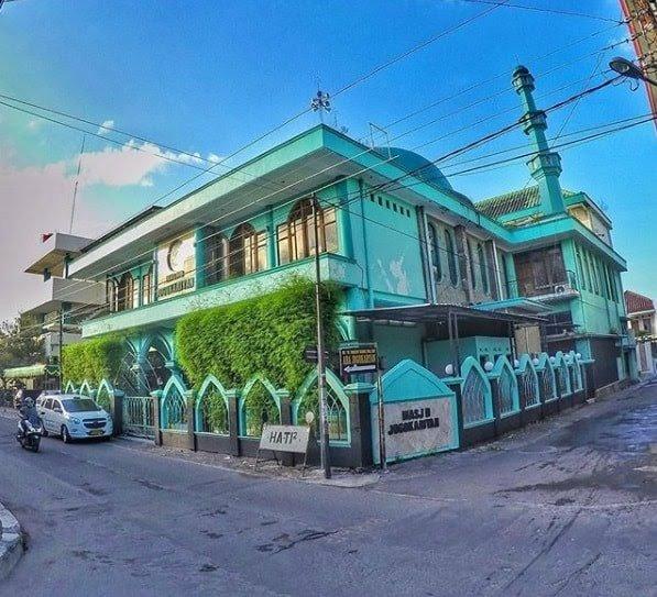 Masjid Jogokariyan, Yogyakarta
