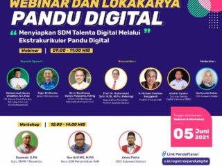 Ayo Gabung di Pembina Eskul Pandu Digital