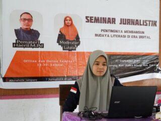 Seminar Jurnalistik